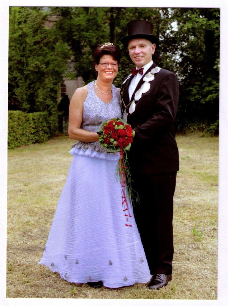 Königspaar 2004