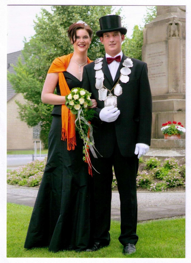 Königspaar 2006