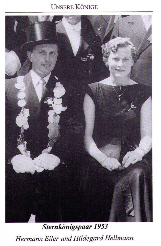 Sternkönigspaar 1953