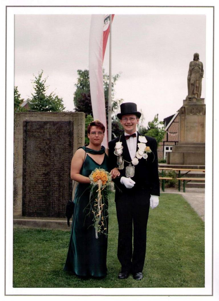 Königspaar 2000