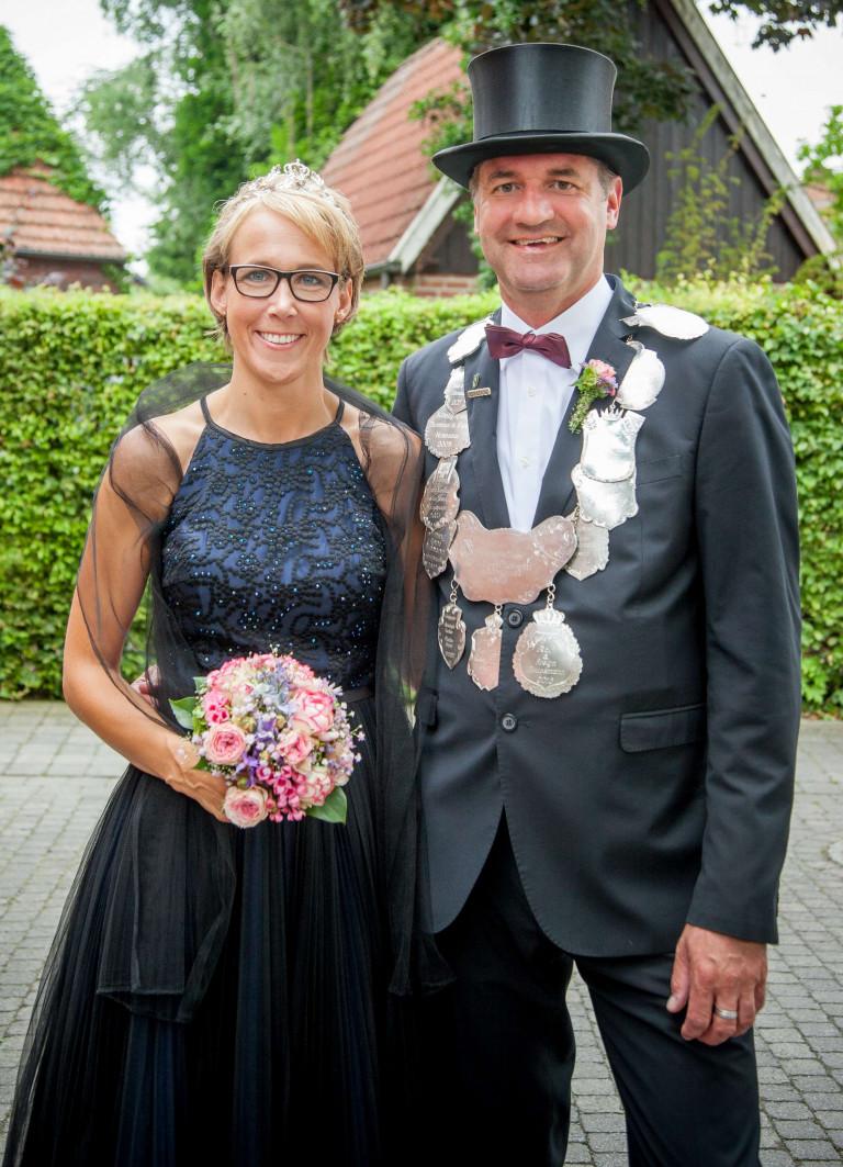 Königspaar 2016