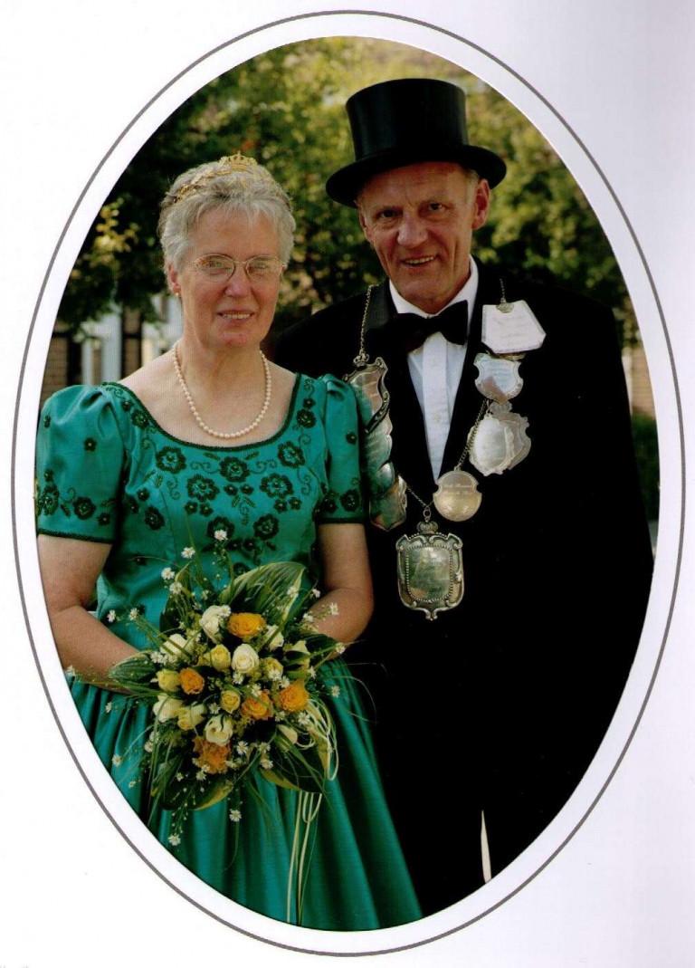 Königspaar 1998
