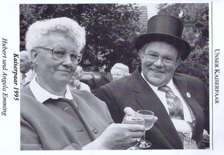 Kaiserpaar 1995