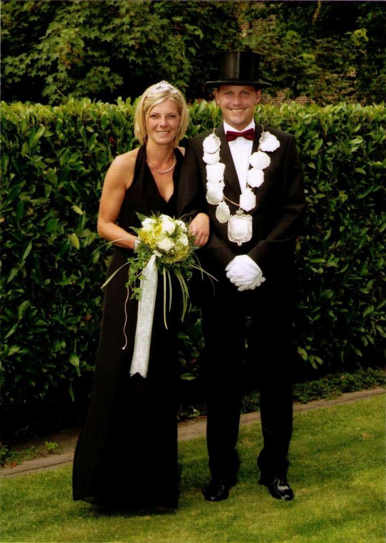 Königspaar 2008