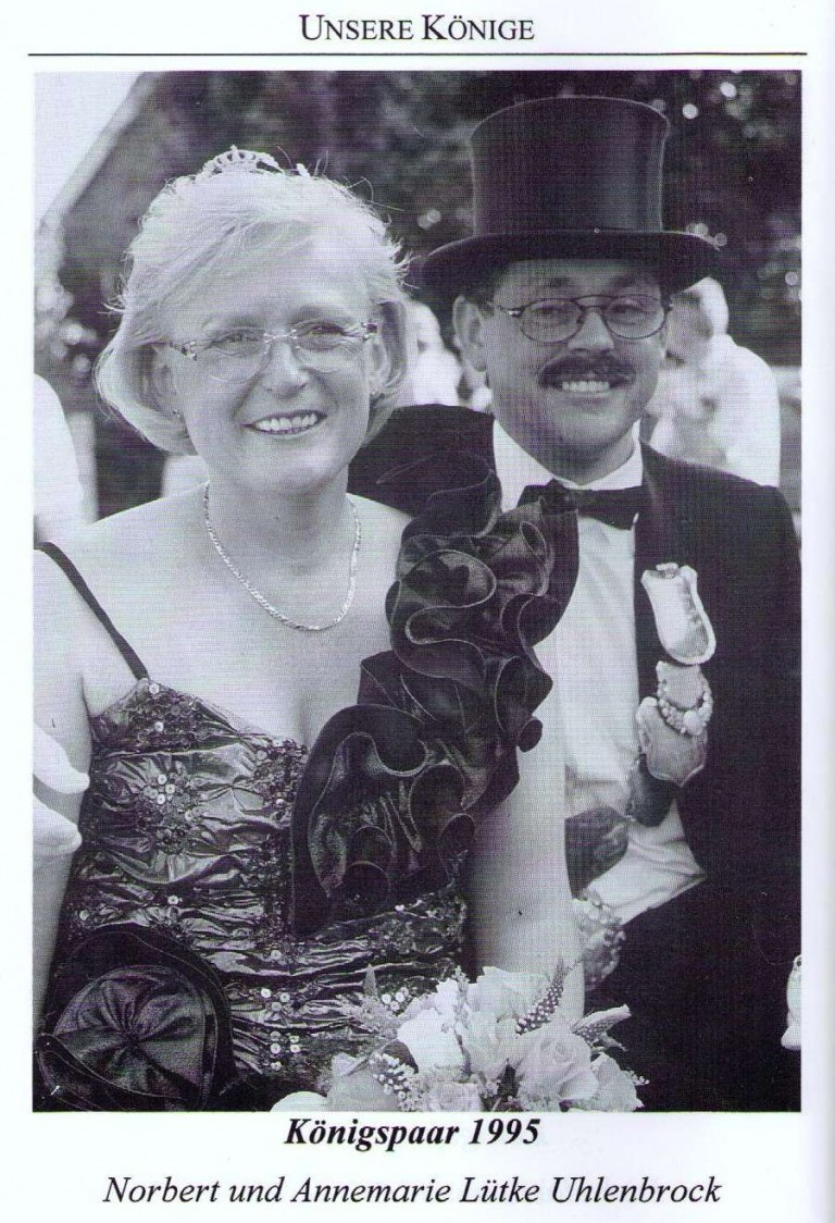 Königspaar 1995